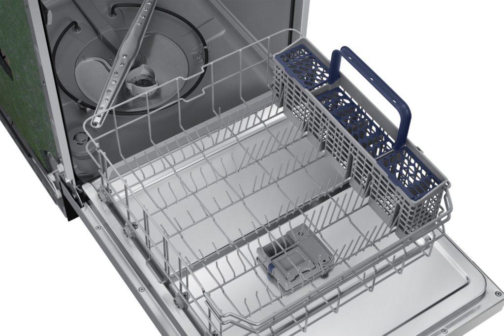 Lave-vaisselle Samsung DW80N3030US avec cuve hybride (2)