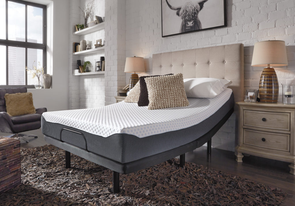 Memory Foam on a Power Base Bed Frame A Match Made in Heaven
