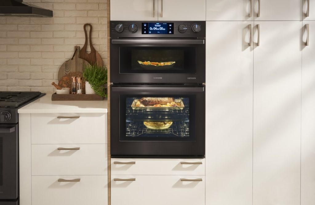 Samsung NQ70M9770DM Wall oven and microwave combo