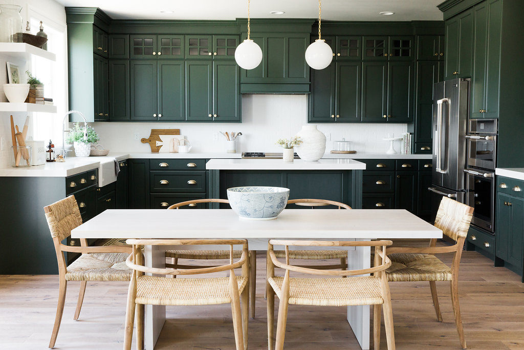 2019 Colour of year in your kitchen