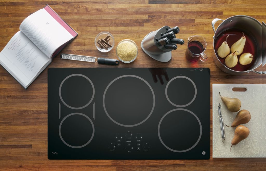Be Energy Efficient with a GE Induction Cooktop