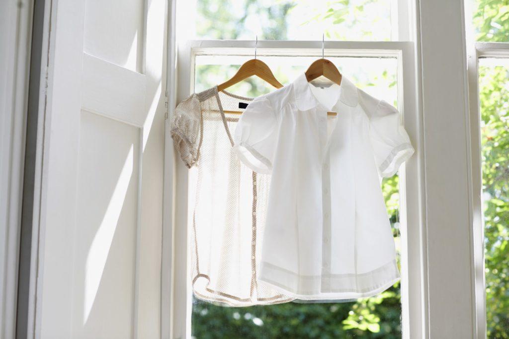 Comment rendre les vêtements blancs encore plus blancs avec une laveuse Whirlpool