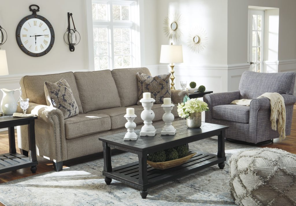 Design Tips for Your Living Room with Signature Design Furniture
