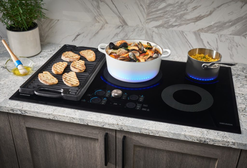 How to Clean Your Samsung Cooktop Glass