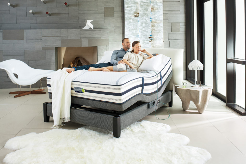 Adjustable Bed Foundation