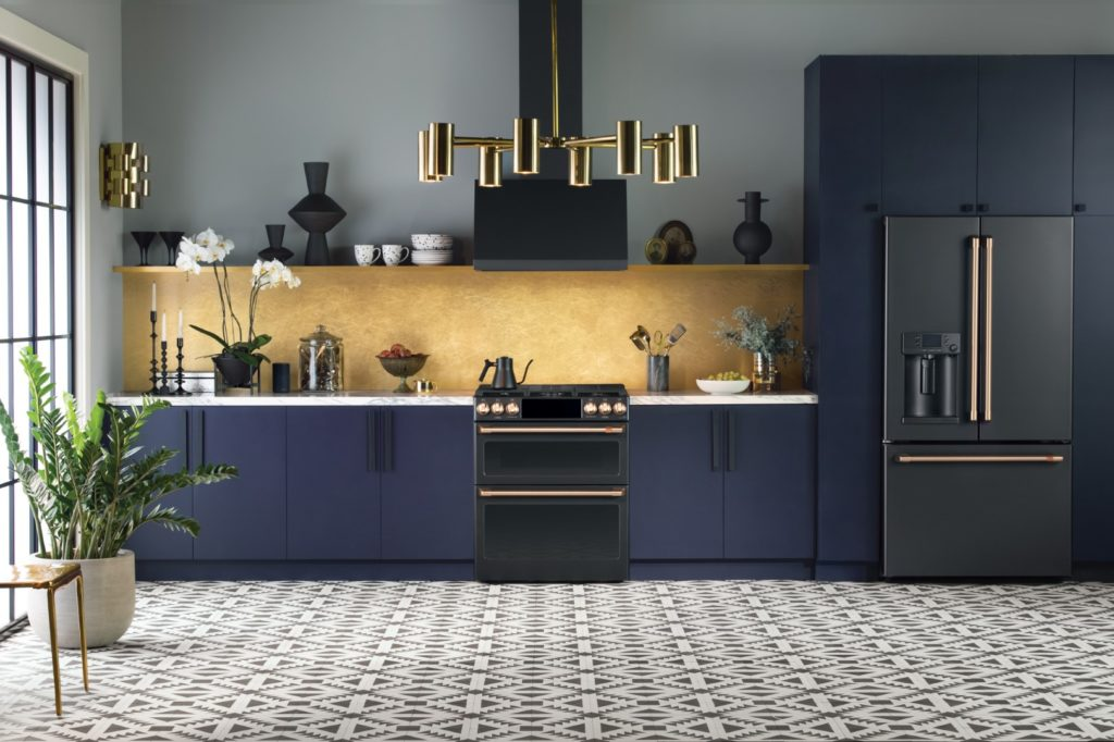 GE Kitchen Appliance Finishes: Brand New Looks for a Better ...
