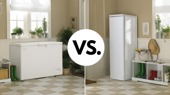 Revised Chest vs. Upright Freezers- Which Danby Freezer is Right for You_