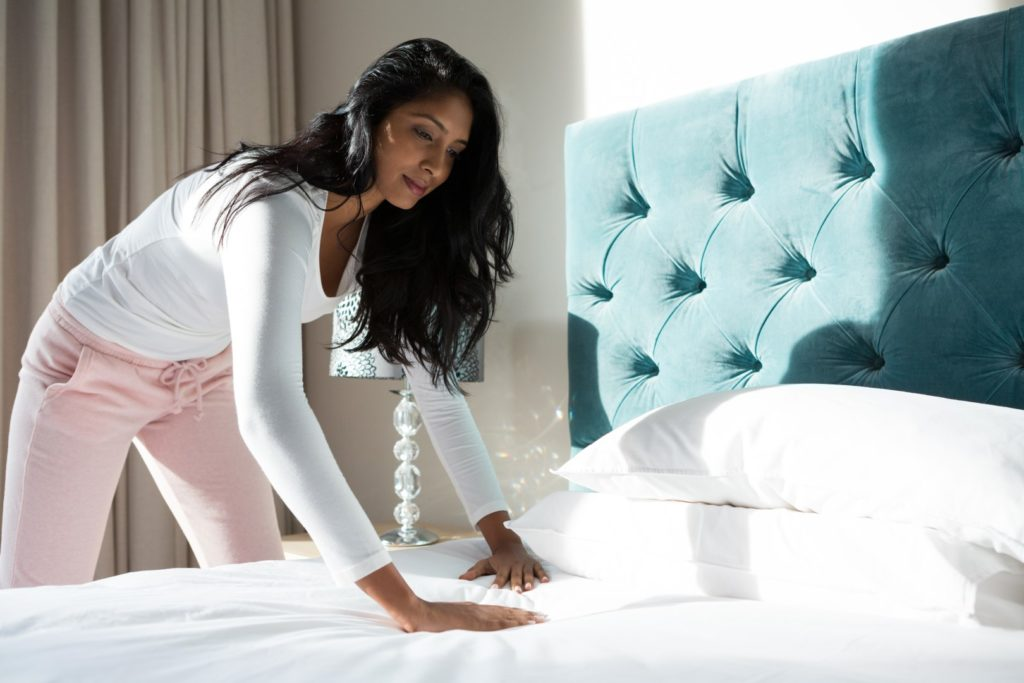 5 Reasons You Should Make Your Bed Every Morning (2)