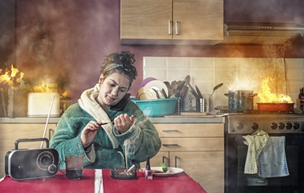 5 risques à éviter avec les appareils électroménagers