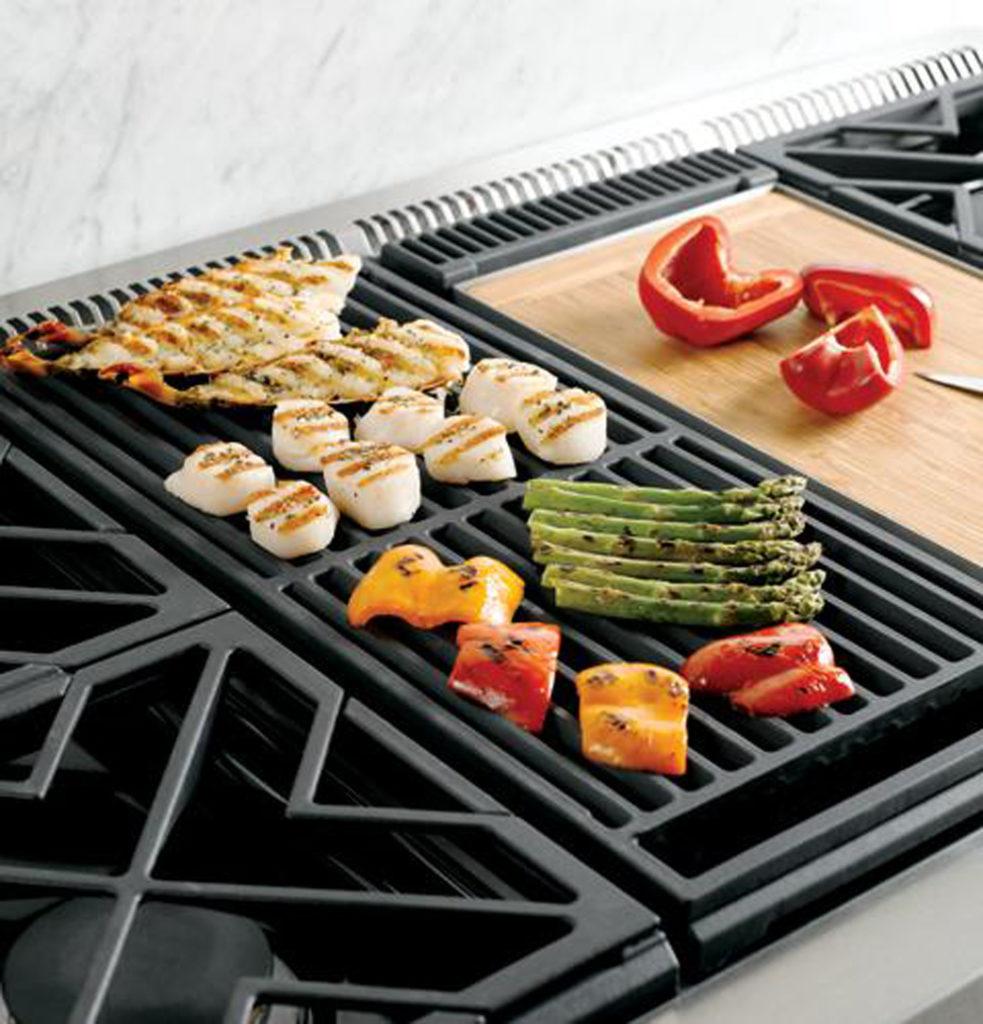 Brûleurs et éléments spécialisés des cuisinières