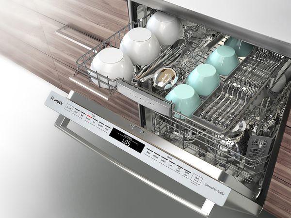 Comment bien remplir le lave-vaisselle Bosch