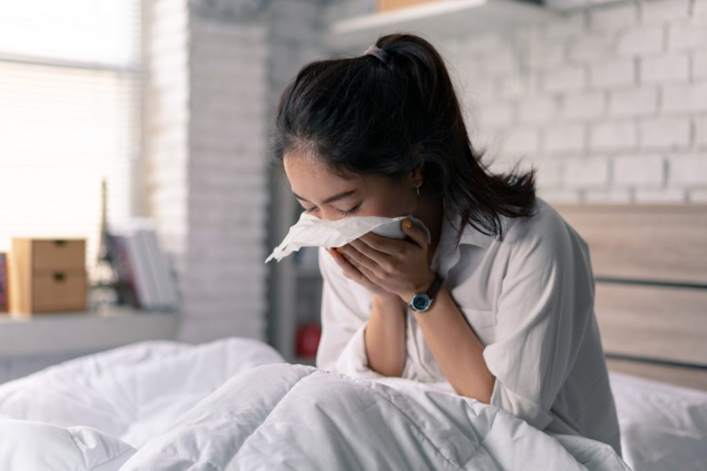 Tips on What to Do When Your Allergies Start Acting Up in Bed