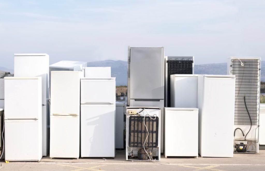 Vieux frigo et réchauffements climatiques enfin une solution !