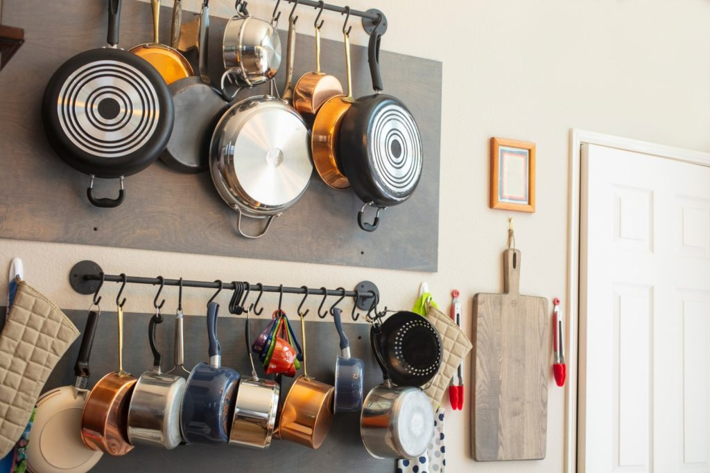 6 Unique Kitchen Storage Ideas
