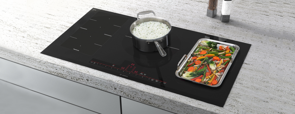 Bosch Flexinduction Cooktop