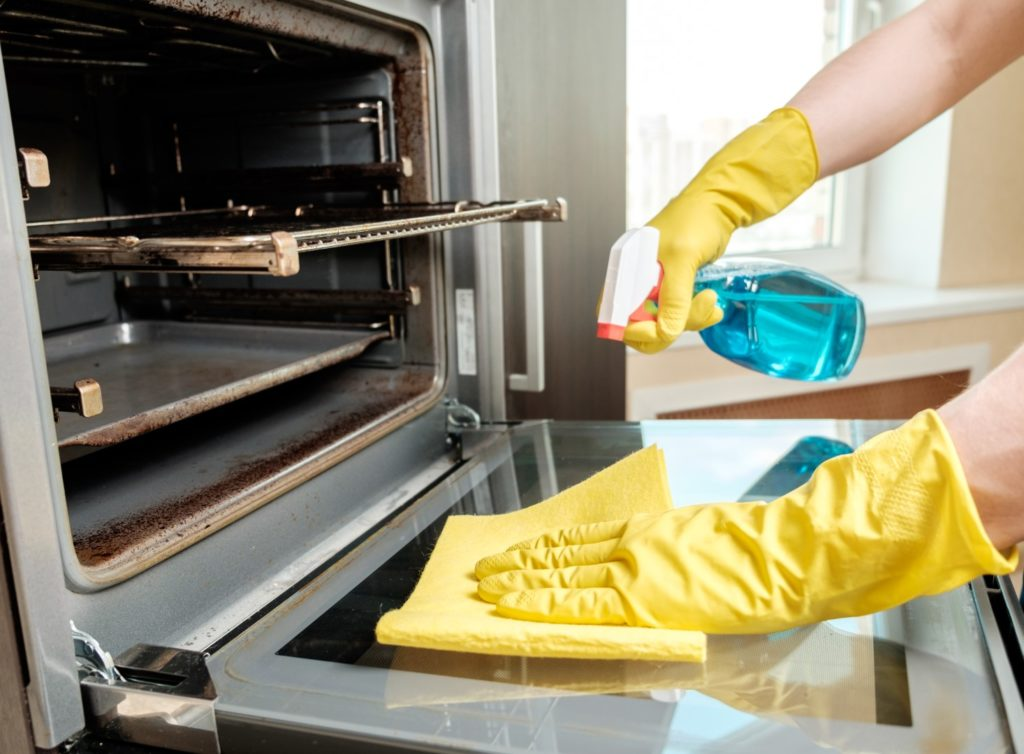 Comment nettoyer une cuisinière