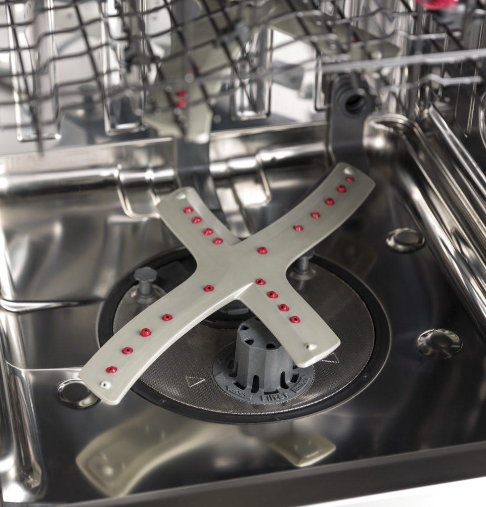 Filtre dans un lave-vaisselle
