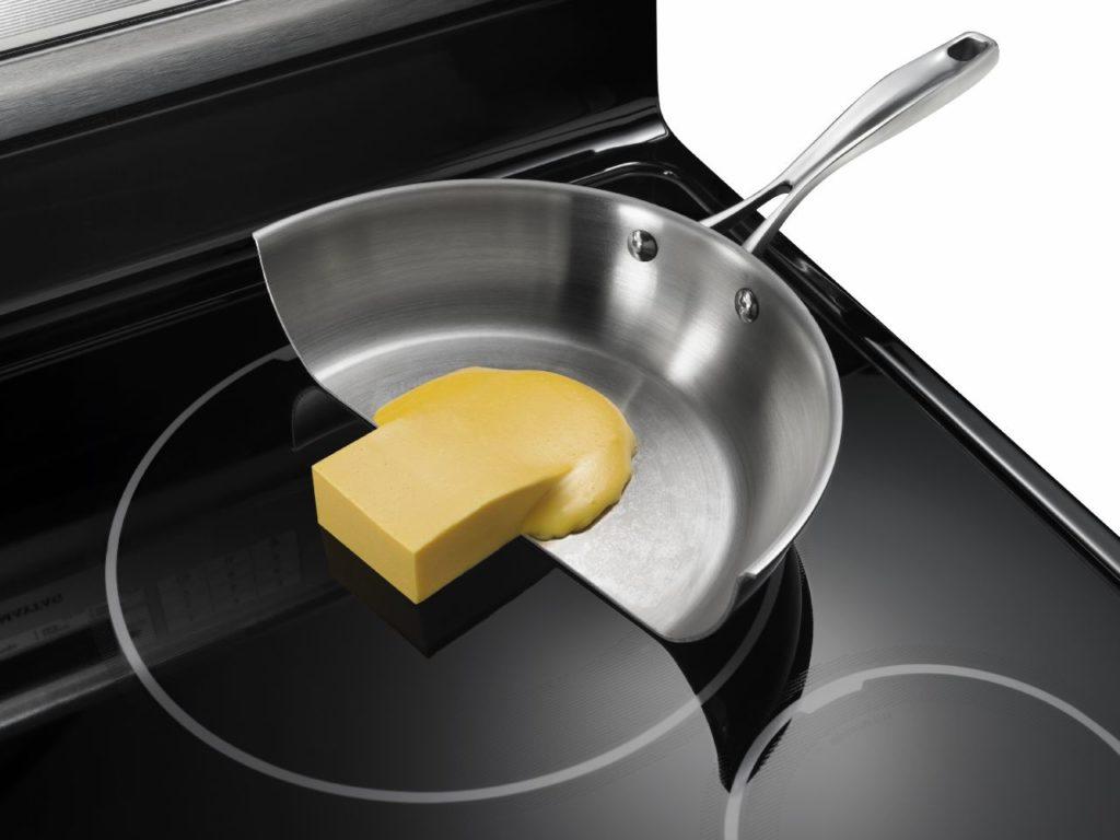 Surface de cuisson à induction