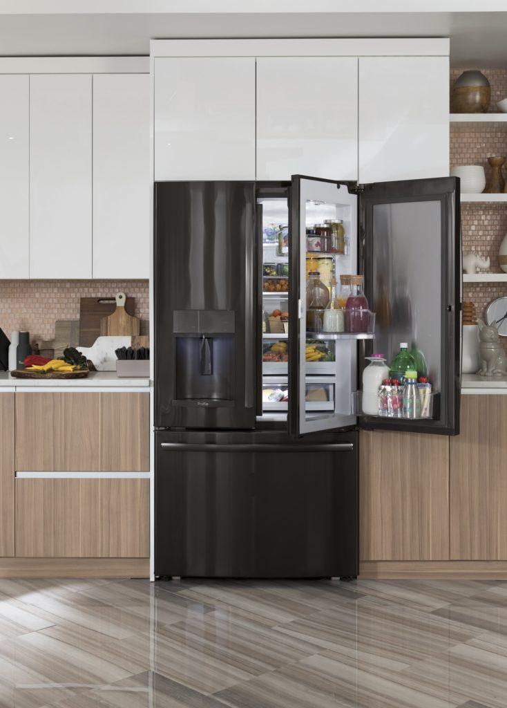 Door Storage in Refrigerator