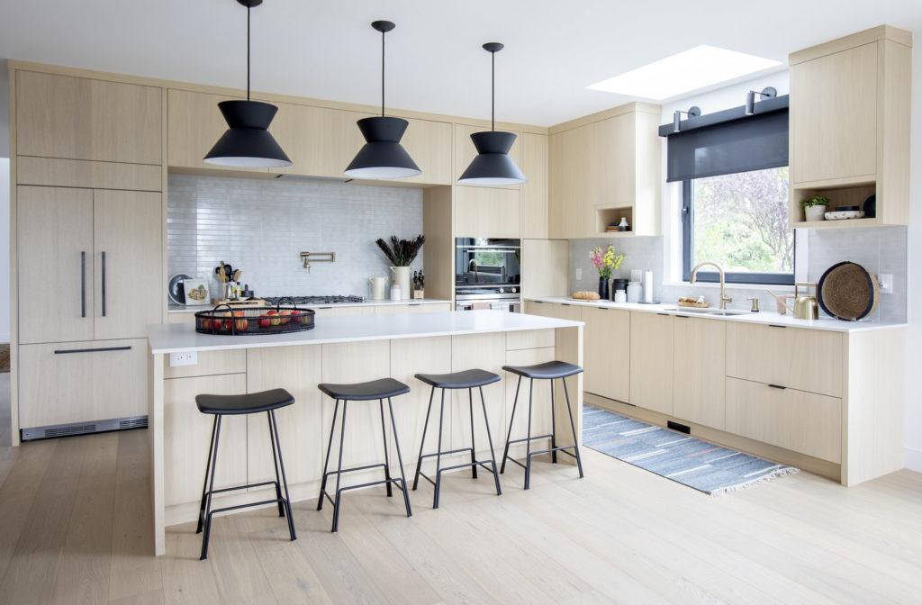 Kitchen Design with Panel Ready Fridge