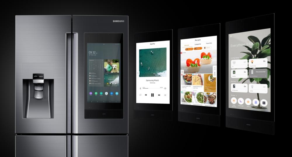 4 façons de simplifier votre planification avec les réfrigérateurs intelligents Samsung
