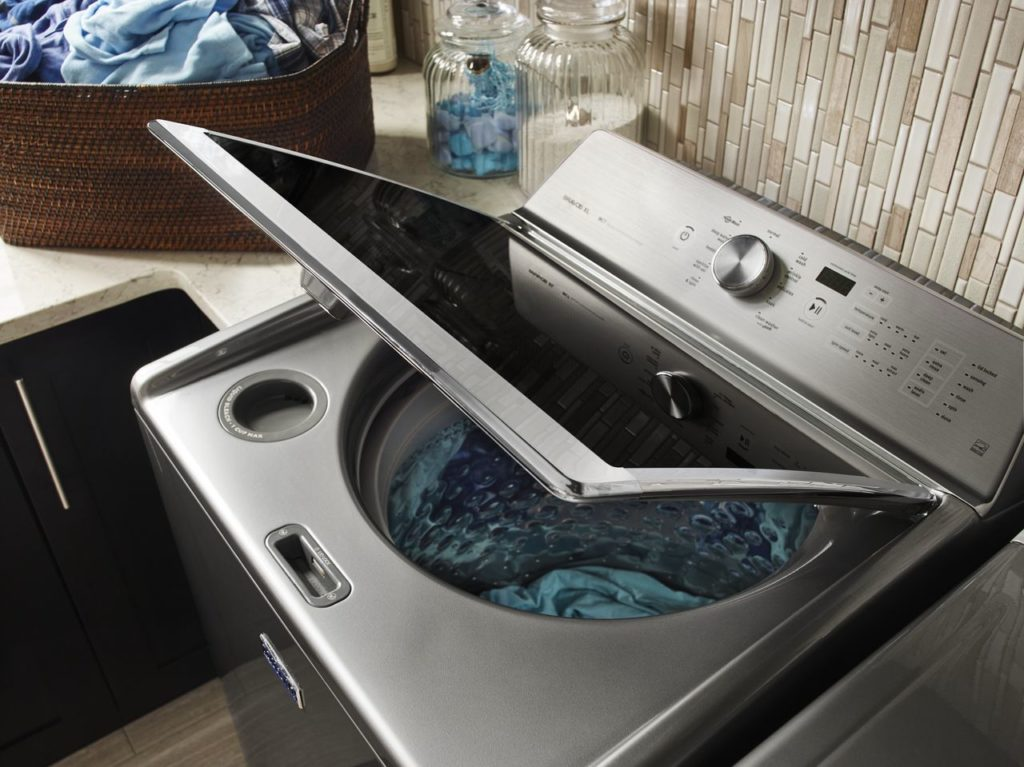 6 options innovatrices des laveuses Whirlpool et Maytag