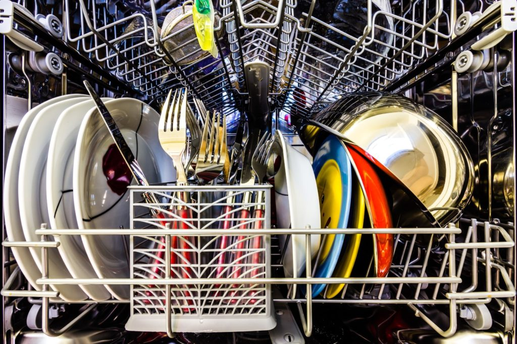 How to Clean a Smelly Dishwasher (2)