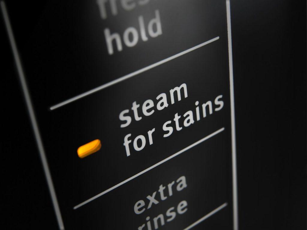 Option avec vapeur
