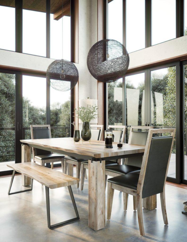 Comment Intégrer Le Look Moderne Rustique Dans Votre Maison