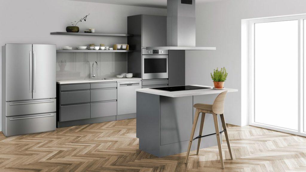 Kitchen Island Bosch Ventilation