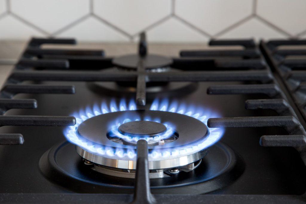 Problèmes des cuisinières au gaz