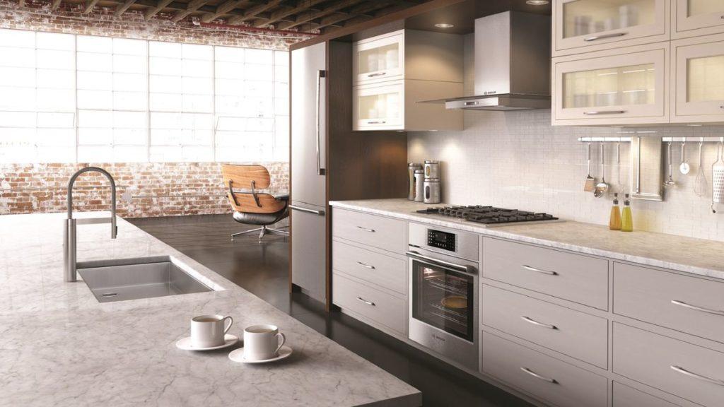 Ventilation de cuisine 101 6 types de ventilation par Bosch