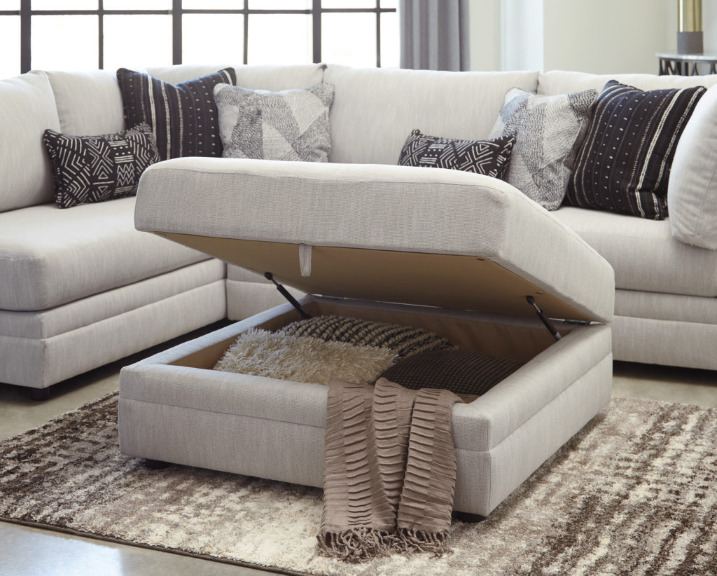 Sorage ottoman by Signature Design