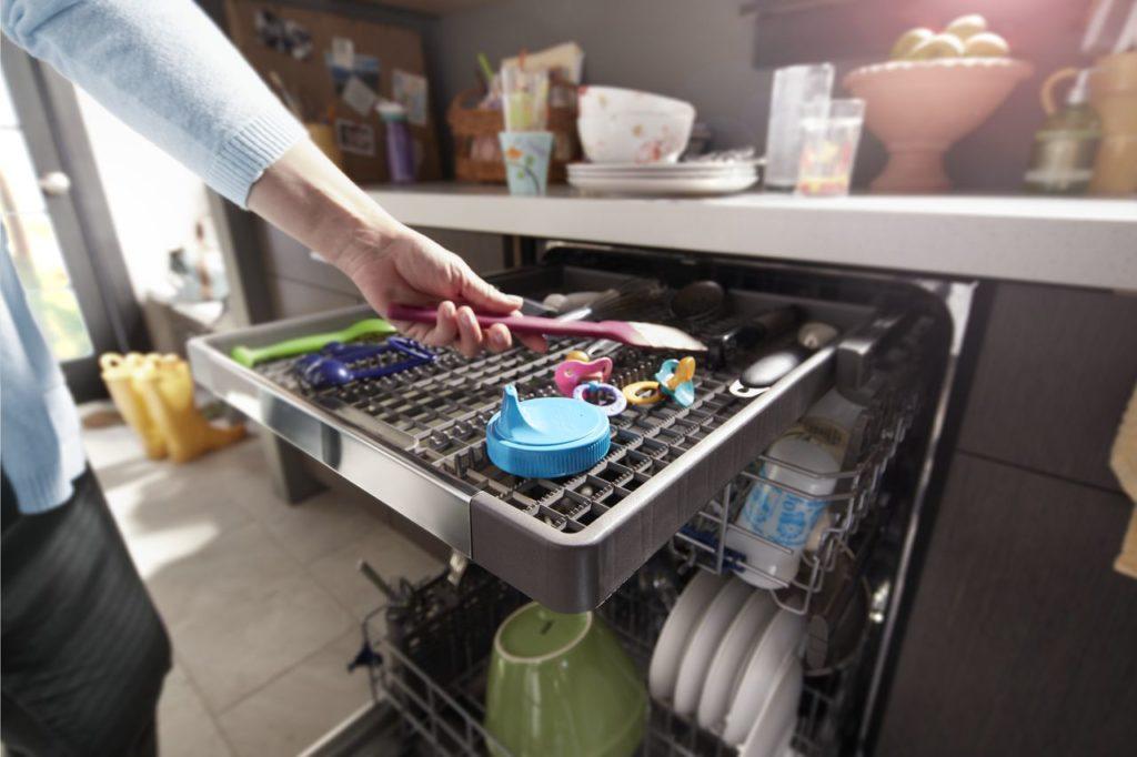 Lave-vaisselle Whirlpool avec 3ieme panier