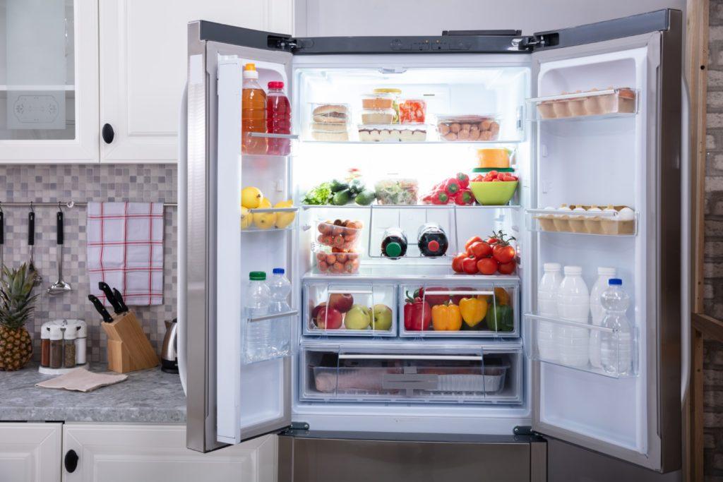 Pourquoi votre réfrigérateur gèle-t-il vos aliments (2)