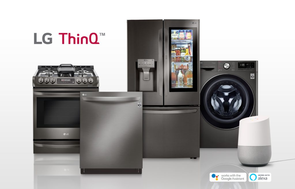 LG-ThinQ for Kitchen Appliances