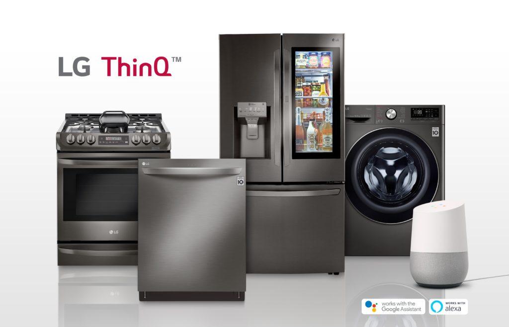 LG-ThinQ for Kitchen Appliances